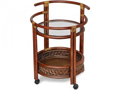 Барный столик Andrea Pecan Античный Орех