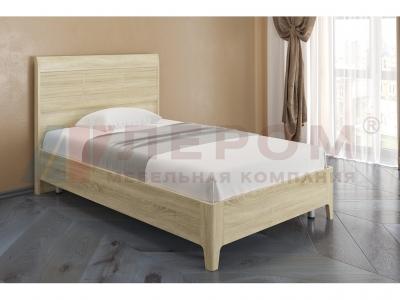 Кровать КР-2862 1400х2000 Дуб Сонома