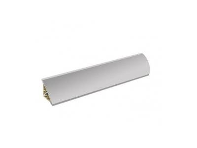 Плинтус серый L3050 мм лён