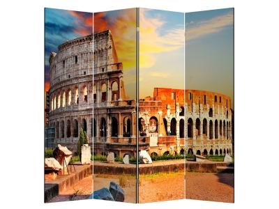 Ширма 1414-4 Колизей 4 панели