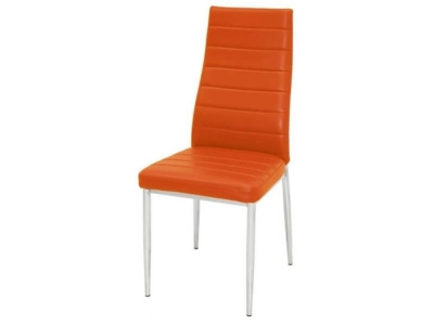 Стул F 261-3 ( Y 1) Оранжевый