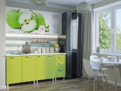 Кухня Яблоко 1800