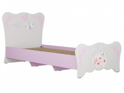 Кровать для детской Кр-40 Лаванда