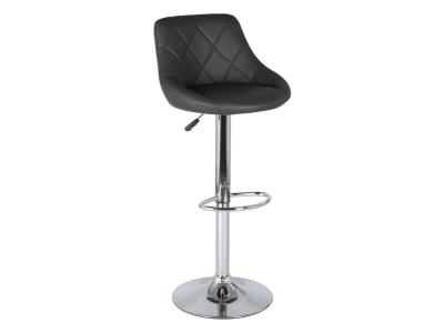 Барный стул Комфорт WX-2396 экокожа чёрный