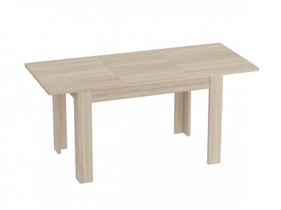 Стол раздвижной Элана 1100х720х730 Дуб Сонома