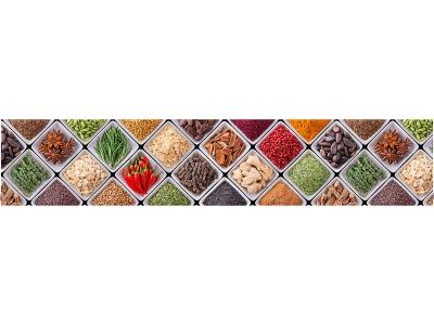 Кухонный фартук Композит КМ 101 (BS 41)