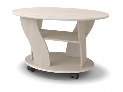 Журнальный столик Волна Бодега белая