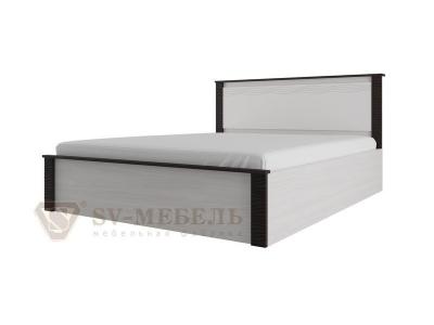 Кровать двойная универсальная 1400 Гамма 20 Венге без основания