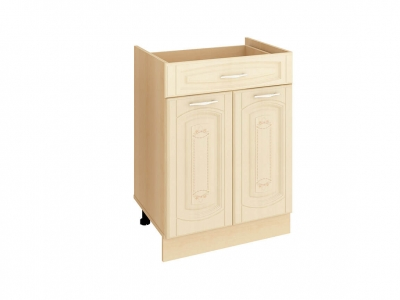 Стол с 1 ящиком - метабоксы 03.58.2 Глория 3 600х470х820