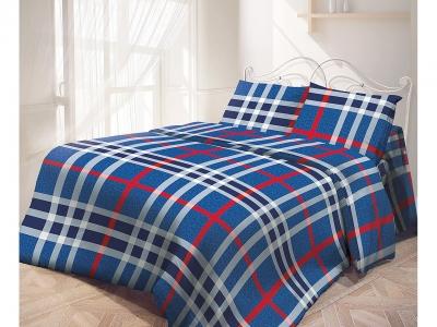 Комплект постельного белья Самойловский Текстиль 1,5СП Сапфир (арт. 7143142)