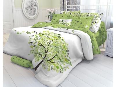 Комплект постельного белья Verossa Перкаль Constante Евро Arthur