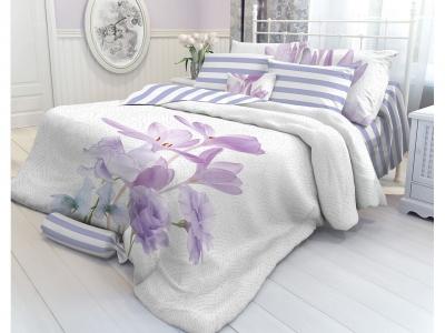 Комплект постельного белья Verossa Перкаль Constante Семейный Delis