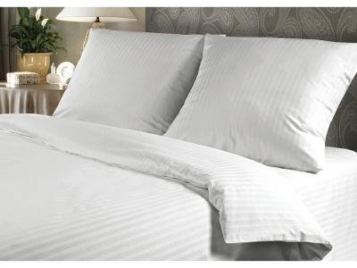 Комплект постельного белья Verossa Stripe Семейный Роял