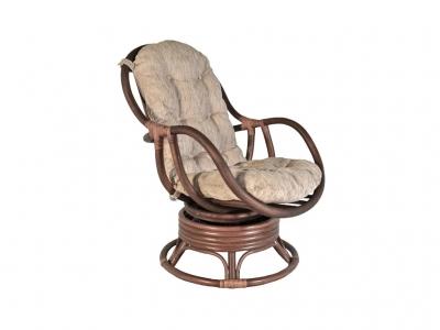 Кресло вращающееся 05/01В орех матовый