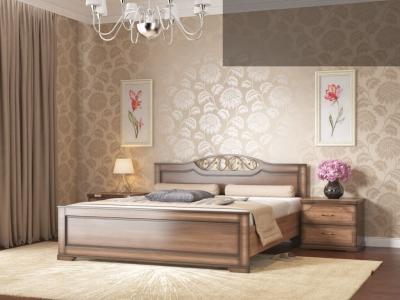 Кровать Жасмин СВ-Стиль
