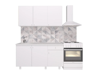 Кухня Point 150 белый