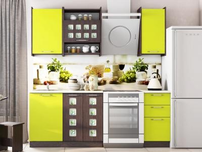Кухонный гарнитур Легенда 13 1500