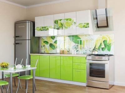 Кухня Лимон глянец