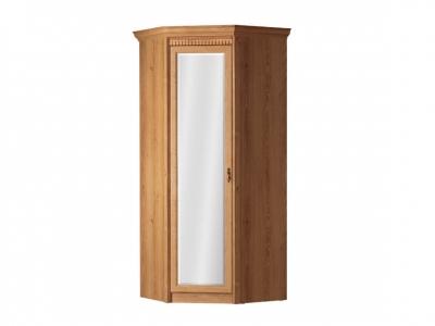 Шкаф угловой с зеркалом Лючия 183 дуб ридинг 580х2262х540