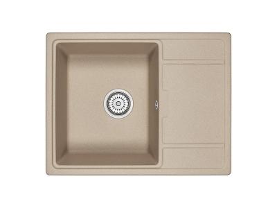 Кухонная мойка Granula 6503 Песок