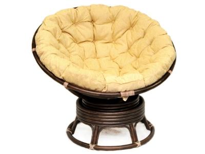 Кресло механическое Papasan Matte 23-01 Pr браун
