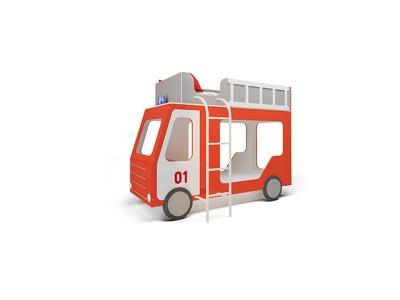 Пожарная машина МДФ с ящиками ДМ-К2-2-4 2292-1132-1718