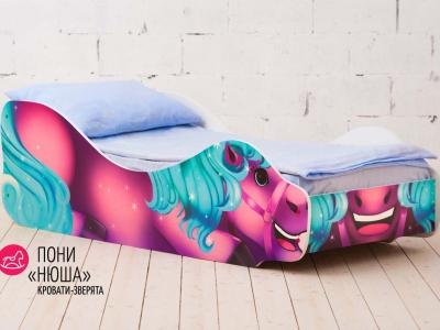 Детская кровать Пони - Нюша