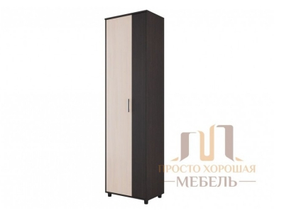 Шкаф двухстворчатый СВ 2 Дуб Венге/Дуб млечный