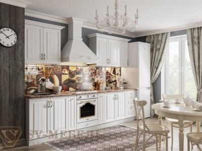 Кухня Прованс Белый СВ дополнительная комплектация