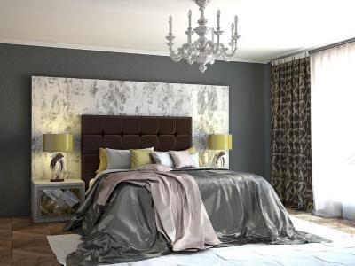 Кровать Richmond 140 коричневый