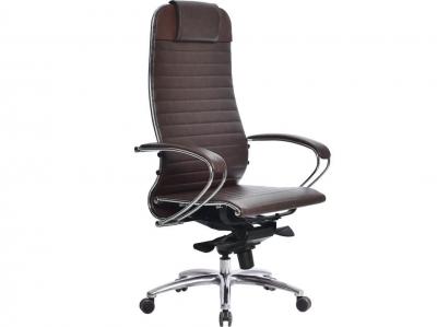 Компьютерное кресло Samurai K-1.03 коричневый-723