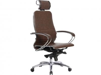 Компьютерное кресло Samurai K-2.03 темно-коричневый