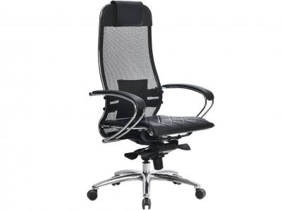Компьютерное кресло Samurai S-1.03 черный с ковриком СSm-10