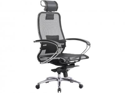 Компьютерное кресло Samurai S-2.03 черный