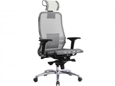 Компьютерное кресло Samurai S-3.03 белый лебедь