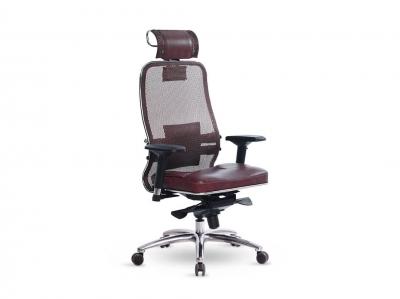 Компьютерное кресло Samurai SL-3.03 темно-бордовый