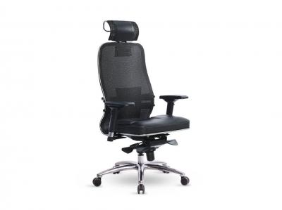 Компьютерное кресло Samurai SL-3.03 черный плюс