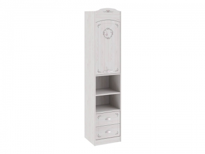 Шкаф комбинированный Ариэль ТД-280.07.20 Лиственница Сибиу с рисунком