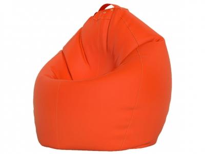 Кресло-мешок Стандарт нейлон оранжевый люмин