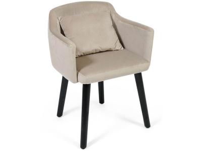 Кресло Secret De Maison Monde Светло-серый (mod.1529)