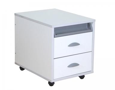 Тумба ТУВ.01-01 белый серый