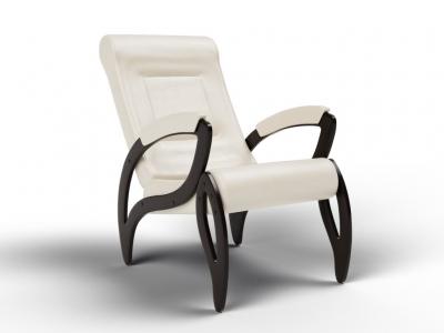 Кресло Зельден экокожа крем
